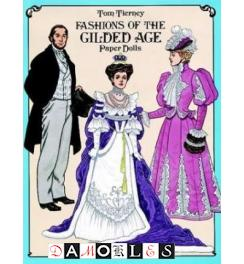 Fashions of the Gilded Age: Paper Dolls
