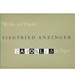 Siegfried Anzinger  Werke auf Papier Works on Paper