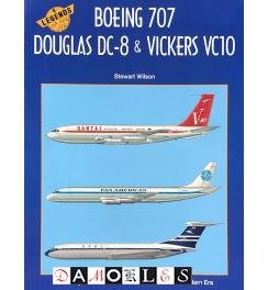 Boeing 707, Douglas Dc-8 & Vickers Vc10. The story of the three pioneer airliners of the modern era.