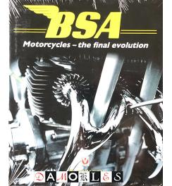 BSA.  Motorcycles - the final evolution