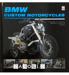 BMW Custom Motorcycles. Choppers, Cruisers, Bobbers, Trikes & Quads
