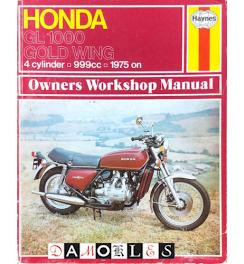 Honda GL 1000 Gold Wing. Owners Workshop Manual